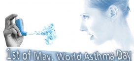 روز جهانی آسم   1st May, World Asthma Day