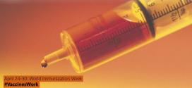 هفته جهانی واکسیناسیون   April 24-30 / 2018
