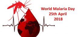 روز جهانی مالاریا   Malaria Day Every April 25th