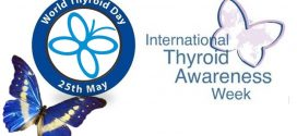هفته جهانی تیروئید World Thyroid Day